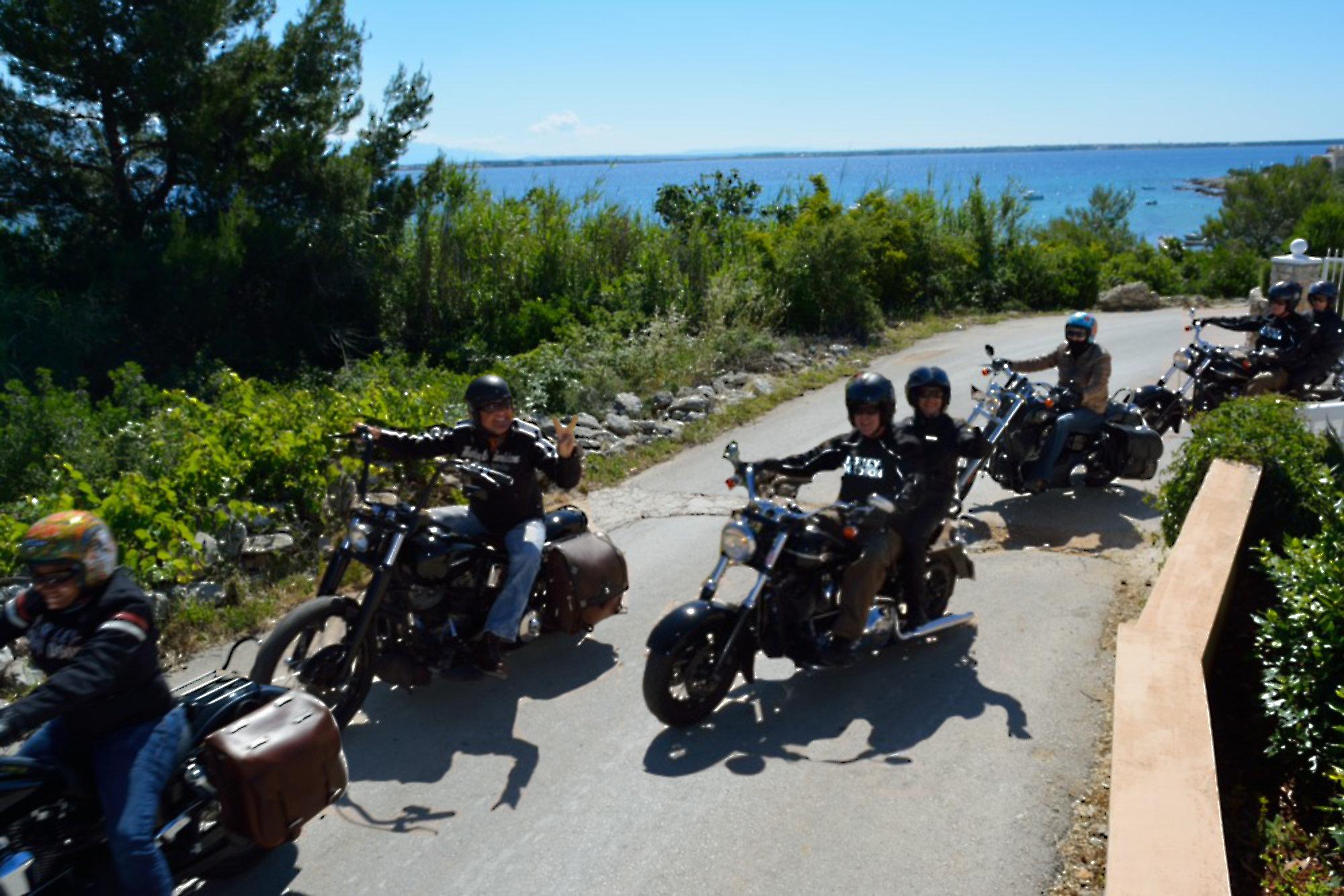 Attraktive Ausflugsziele für Biker (50-150km)