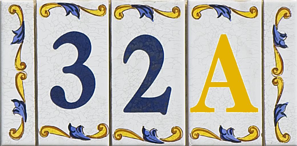 Hausnummer_32A